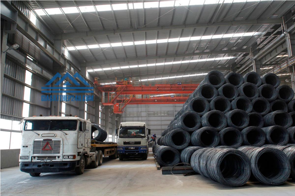 Công nghệ sản xuất thép Việt Úc