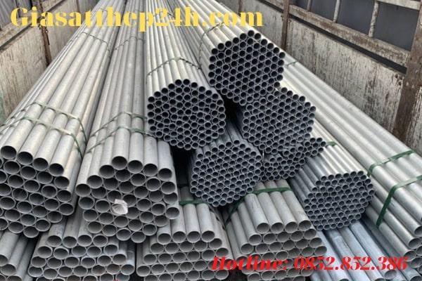 Quy trình mạ kẽm ống thép gồm có 3 bước cơ bản