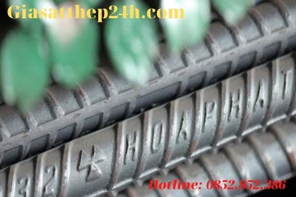 Đây là loại thép được sản xuất theo tiêu chuẩn của Anh