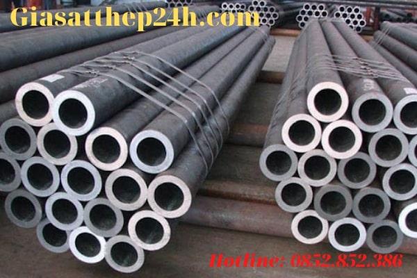 Thép ống mạ kẽm với nhiều ưu điểm nổi bật