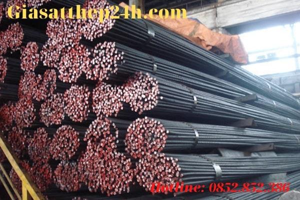 quy trình sản xuất thép Thái Nguyên gồm cò 4 bước cơ bản