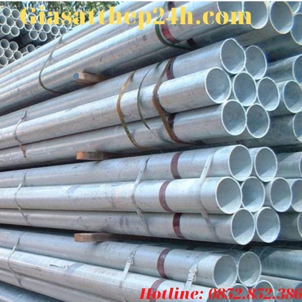 Sản phẩm thép ống mạ kẽm