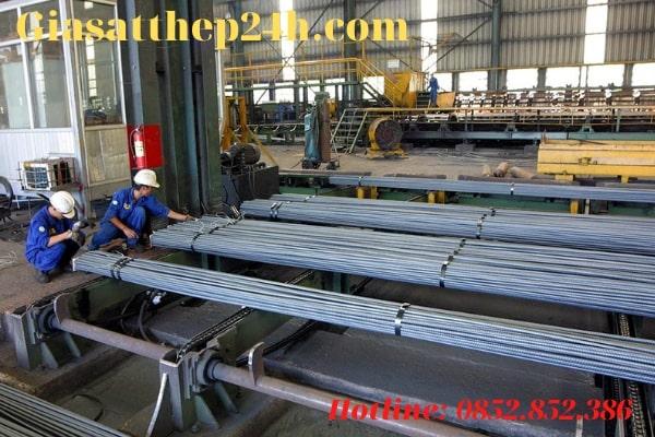 Thép Tisco được ưu chuộng và sử dụng rất nhiều tại các công trình xây dựng