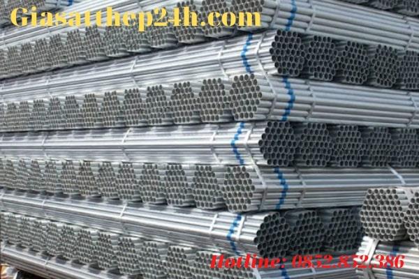 Tiêu chuẩn của những sản phẩm ống thép mạ kẽm nhúng nóng