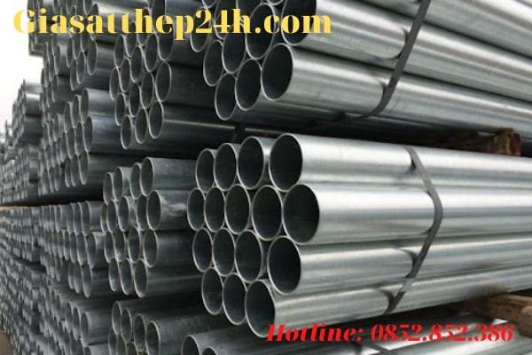 Thép ống được sử dụng rộng rãi trong các công trình xây dựng