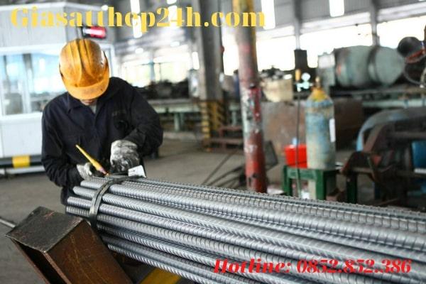 Thép Thái Nguyên có ưu điểm vượt trội về giá thành và chất lượng sản phẩm