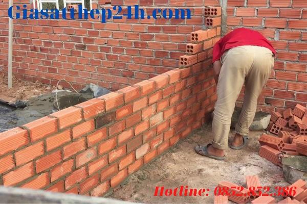 Trên thị trường hiện nay, gạch chỉ được sản xuất khá đa dạng về kích thước cũng như loại gạch