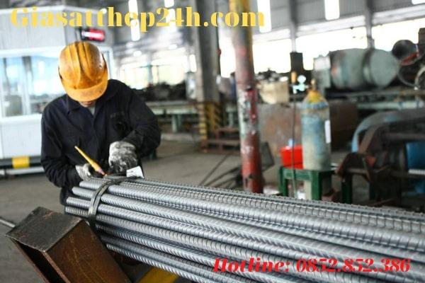 Giá Sắt Thép 24h là đại lý phân phối sắt thép xây dựng số 1 tại khu vực Miền Nam