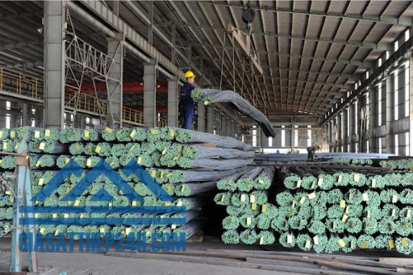 Giá Sắt Thép 24h là đơn vị cung cấp sắt thép Việt Mỹ uy tín chuyên nghiệp