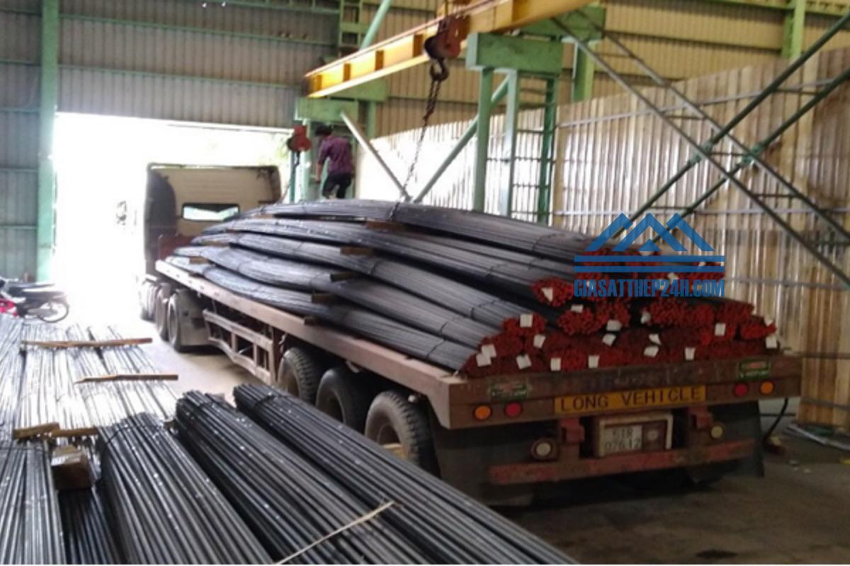 Giá Sắt Thép 24h là đơn vị cung ứng thép Việt Nhật uy tín nhất tại TP.HCM