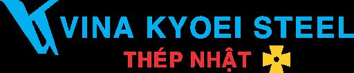 Logo thép Việt Nhật