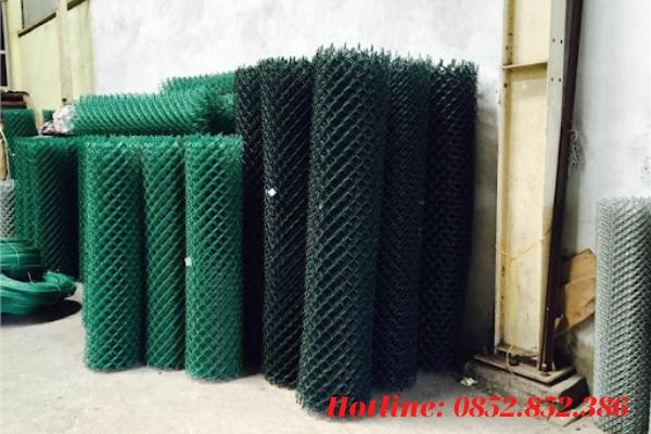Những sợi thép đen có đường kính từ 2.7-4.0 mm là nguyên liệu chính để sản xuất ra lưới thép B40 đen.