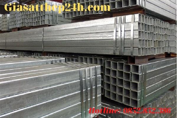 Thép cuộn cán nguội là nguyên liệu chính để sản xuất ra sắt hộp mạ kẽm
