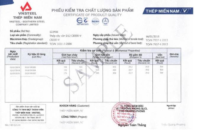 Tiêu chuẩn Việt Nam TCVN