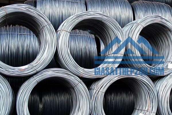 Trọng lượng của thép cuộn Việt Mỹ dao động từ 200kg đến 450kg/cuộn