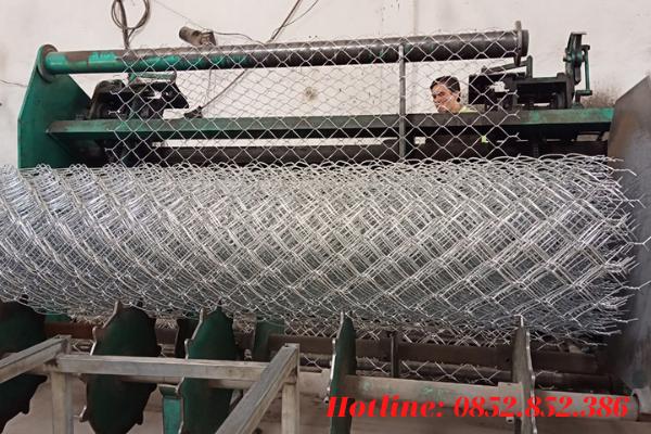 Lưới thép phải in rõ thương hiệu và nhà sản xuất